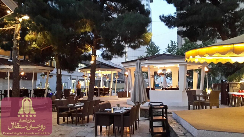 Abshar seasonal restaurant